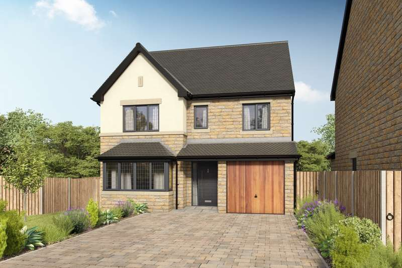 5 Bedrooms Detached House for sale in , The Bramhall, Crown Lane, Horwich, Bolton, BL6