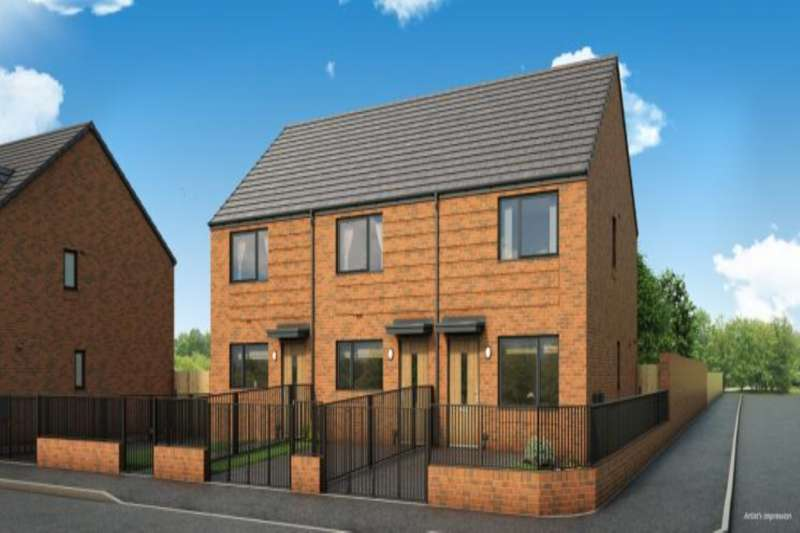 2 Bedrooms House for sale in Connell Gardens Hyde Road, Manchester, M12