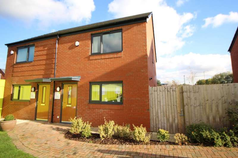 3 Bedrooms House for sale in Connell Gardens Pottery Lane, Manchester, M12