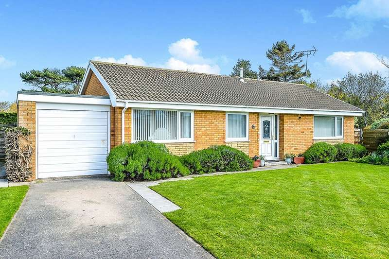 3 Bedrooms Detached Bungalow for sale in Heol Colwyn, Abergele, Clwyd, LL22