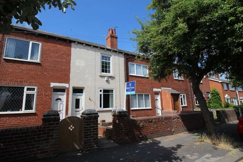 2 Bedrooms House for sale in Gladstone Street, Normanton, West Yorkshire, WF6