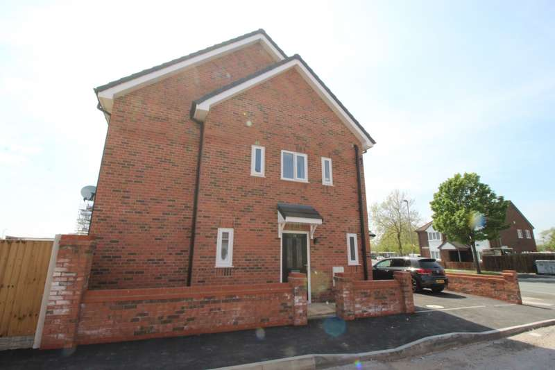 4 Bedrooms Semi Detached House for sale in Proto Close, Liverpool, L24