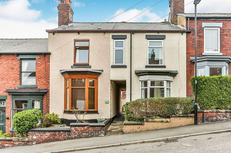 4 Bedrooms House for sale in Cockayne Place, Sheffield, S8