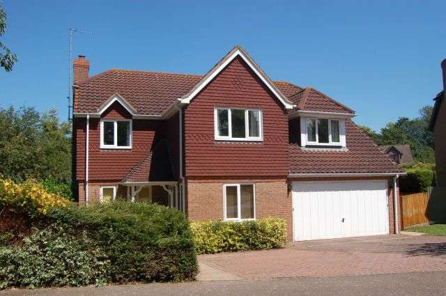 5 Bedrooms Detached House for sale in Windingbrook Lane, Collingtree Park, Northampton NN4 0XN