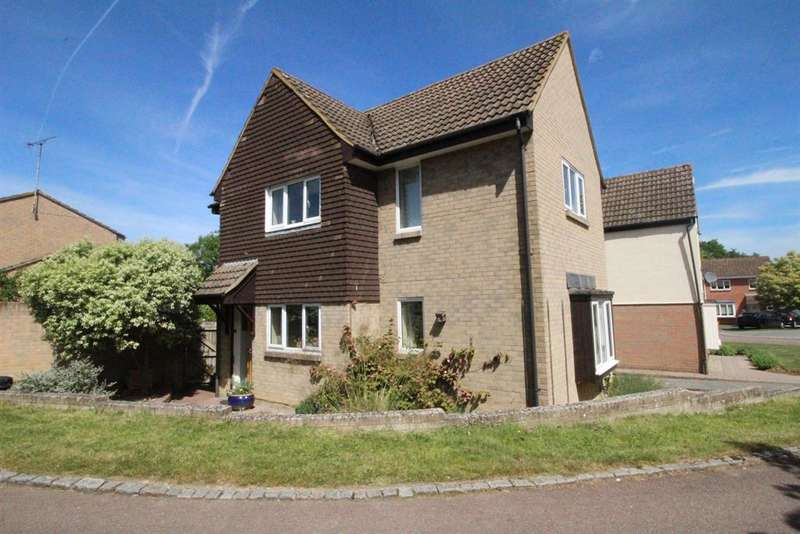 3 Bedrooms Link Detached House for sale in Swift Close, Wokingham, Berkshire, RG41 3SF