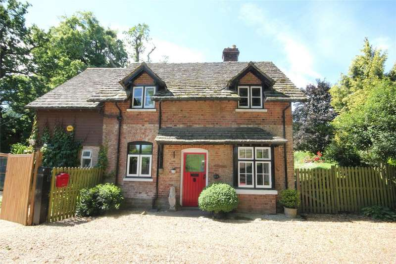 4 Bedrooms Detached House for sale in Moccas, Hereford, HR2