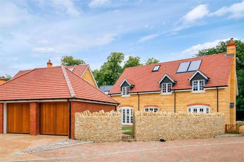 5 Bedrooms Detached House for sale in St Leonards Close, Stagsden, Bedford