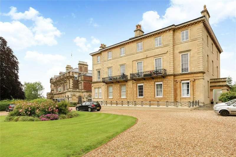 3 Bedrooms Flat for sale in Chatford House, The Promenade, Clifton Down, Bristol, BS8