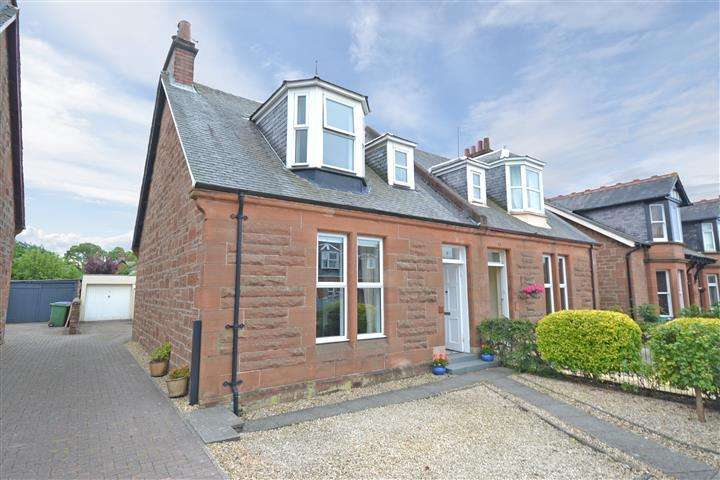 4 Bedrooms Semi-detached Villa House for sale in 8 St Andrews Street, Ayr, KA7 3AH