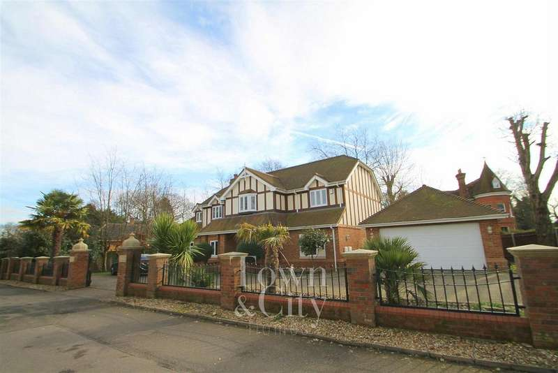 5 Bedrooms Detached House for sale in Church Road, Maidenhead