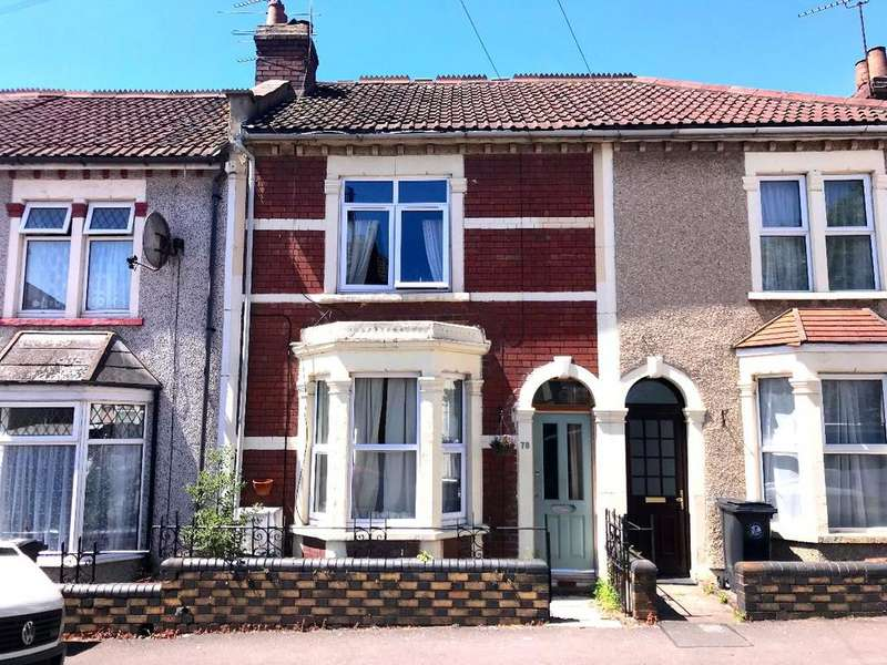 3 Bedrooms Terraced House for sale in Roseberry Park, Redfield, BS5 9ES