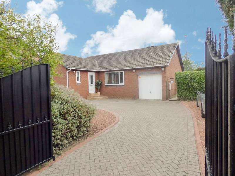 3 Bedrooms Bungalow for sale in Heath Grange, Houghton Le Spring, Houghton Le Spring, Tyne and Wear, DH5 8BQ
