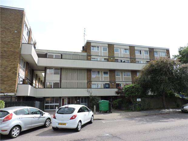 4 Bedrooms Apartment Flat for sale in Rednal House, 102 Greetham Street, Southsea