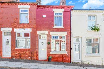 2 Bedrooms Terraced House for sale in Bowood Street, Liverpool, Merseyside, L8