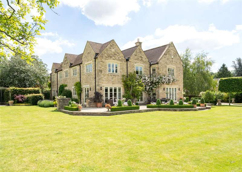 5 Bedrooms Detached House for sale in Withington, Cheltenham, GL54