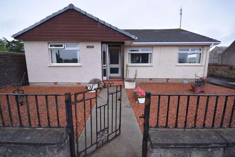 3 Bedrooms Detached Bungalow for sale in Pathhead, New Cumnock, Cumnock, KA18