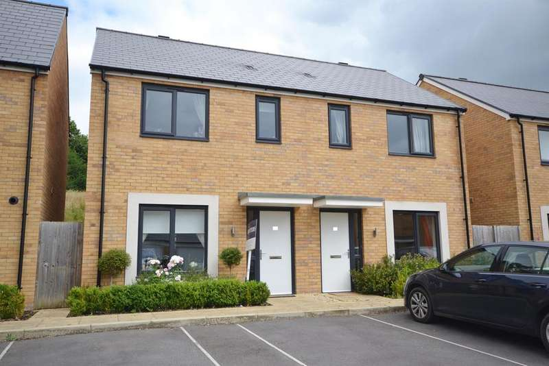 2 Bedrooms Semi Detached House for sale in Shearing Close, Cam, GL11 5DB