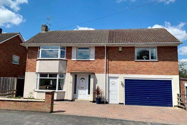 4 Bedrooms Detached House for sale in Avondale Road, Wigston, Leicester, LE18