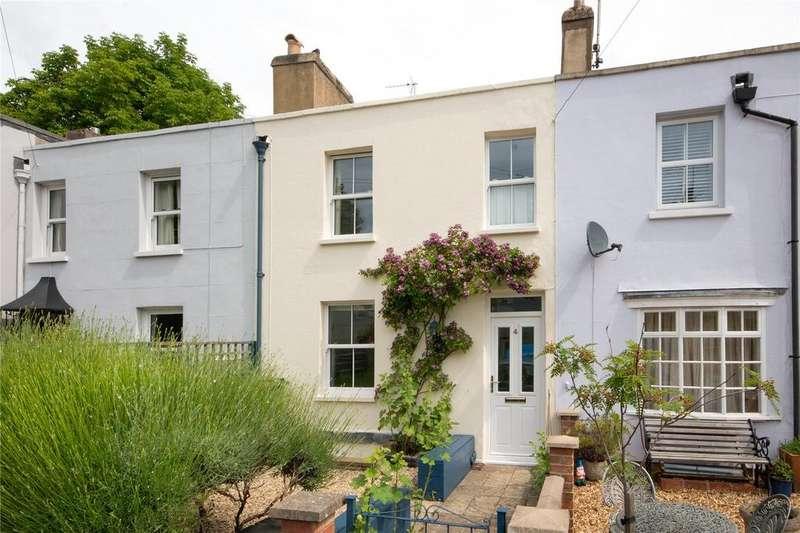 3 Bedrooms Terraced House for sale in White Cross Square, Off Naunton Lane, Cheltenham, Gloucestershire, GL53