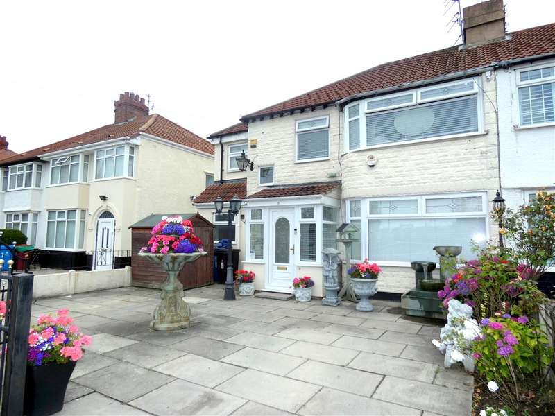 4 Bedrooms Semi Detached House for sale in Bluebell Lane, Huyton, Liverpool