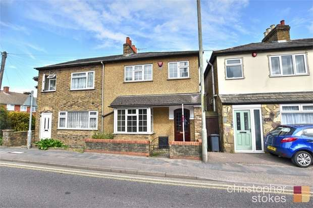 3 Bedrooms Semi Detached House for sale in High Road, Wormley, Broxbourne, Hertfordshire