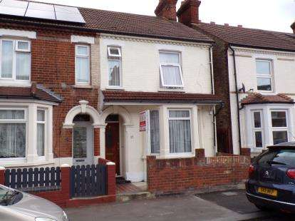3 Bedrooms End Of Terrace House for sale in Whitbread Avenue, Bedford, Bedfordshire