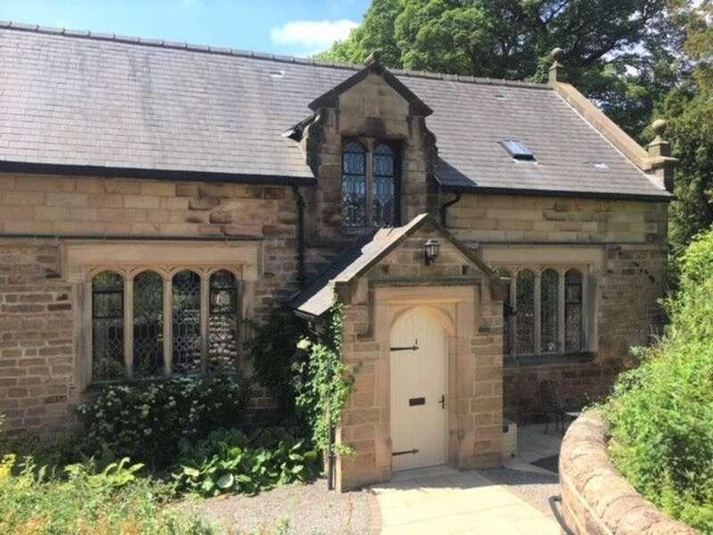 2 Bedrooms Cottage House for sale in Chapel Mews, St Elphins Park, Darley Dale