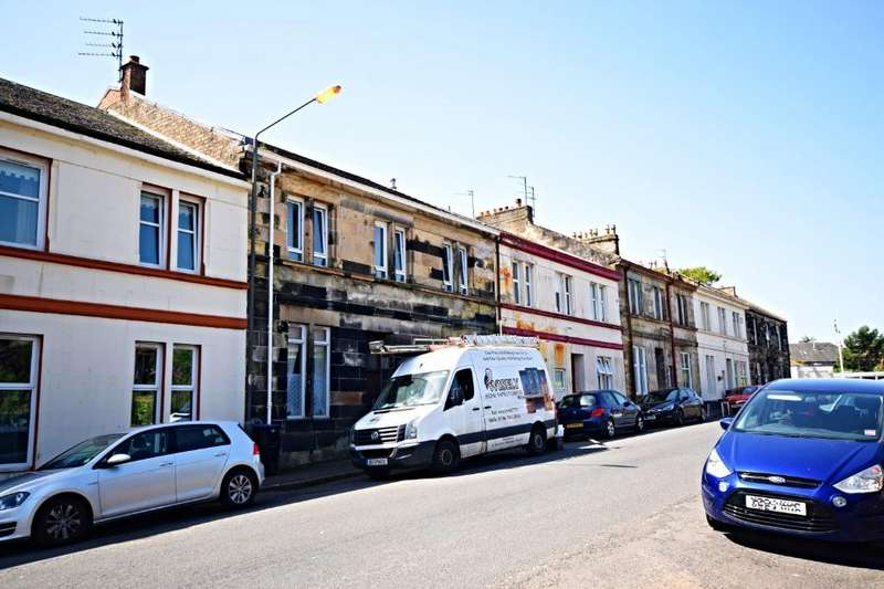 3 Bedrooms Apartment Flat for sale in Dunlop Street, Stewarton, East Ayrshire , KA3 5AS