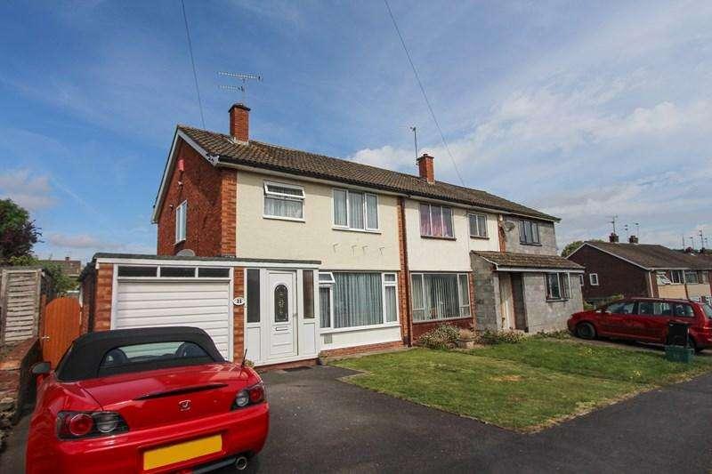 3 Bedrooms Semi Detached House for sale in Unity Road, Keynsham, Bristol