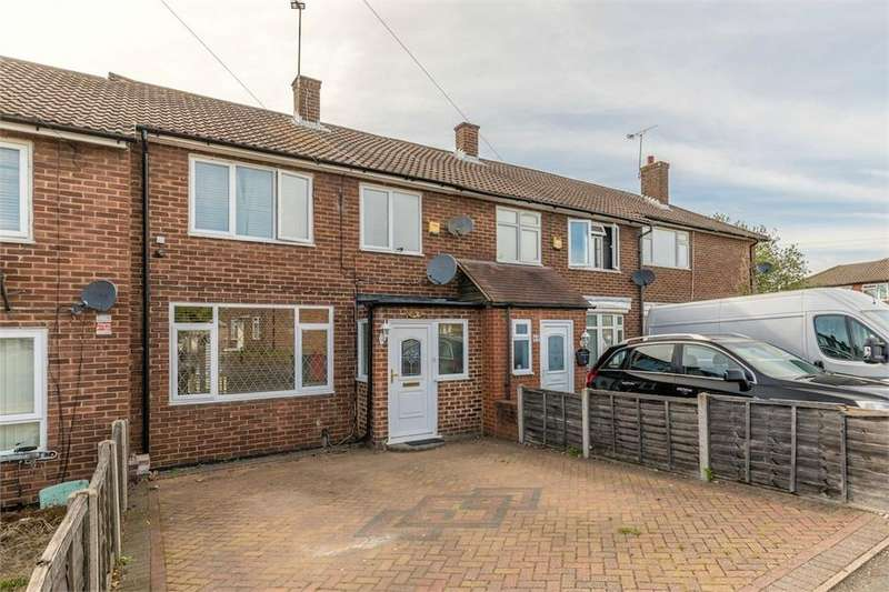 3 Bedrooms Terraced House for sale in Doddsfield Road, Slough, Berkshire