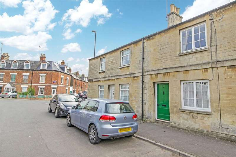 2 Bedrooms Terraced House for sale in Queen Street, Cirencester, Gloucestershire, GL7