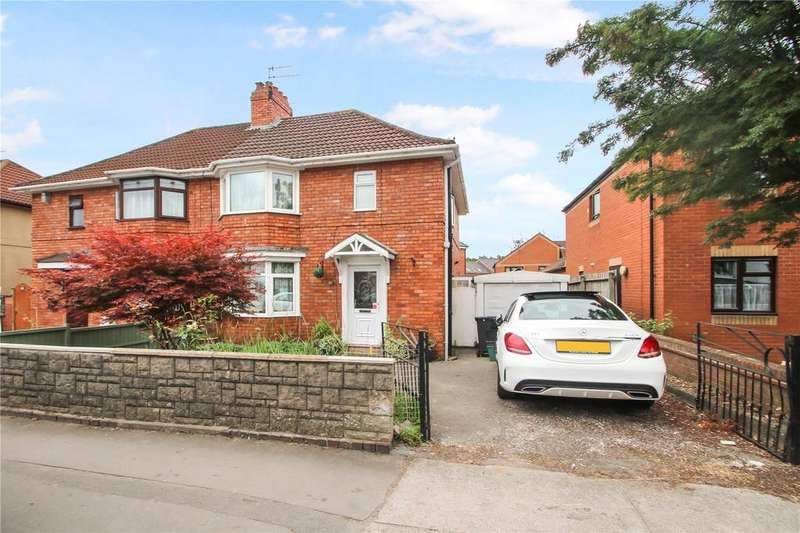 3 Bedrooms Semi Detached House for sale in Bedminster Road, Bedminster, BRISTOL, BS3
