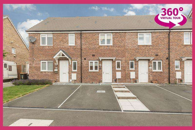 2 Bedrooms Terraced House for sale in Aberthaw Court, Newport - REF# 00007265 - View 360 Tour at