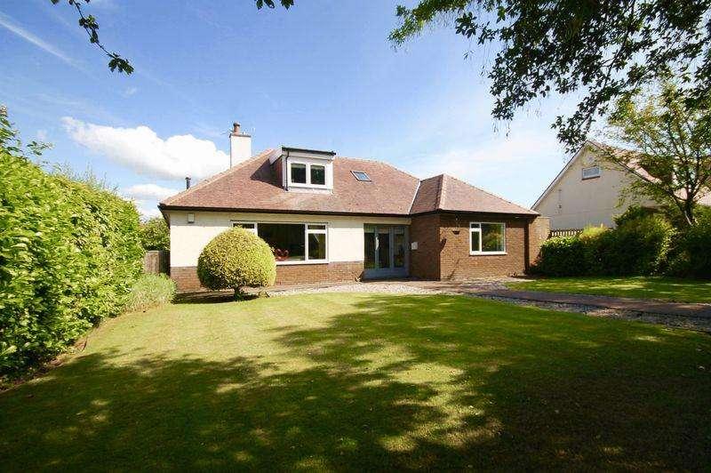 4 Bedrooms Detached Villa House for sale in Dunure Road, Doonfoot, Ayr