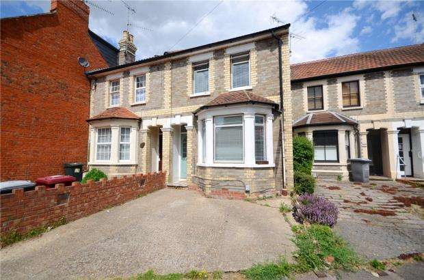 3 Bedrooms Terraced House for sale in St. Peters Road, Reading, Berkshire