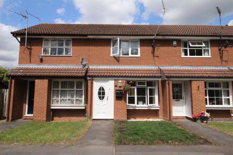 2 Bedrooms Terraced House for sale in Wild Close, Lower Earley, Reading, RG6 4JQ