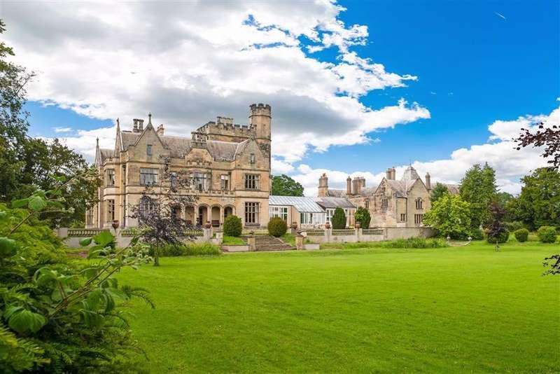 Detached House for sale in Moreby Hall, Stillingfleet, York, YO19