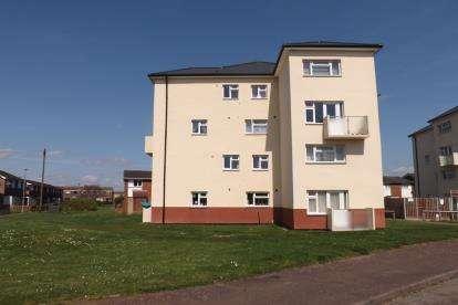 2 Bedrooms Maisonette Flat for sale in Winston Crescent, Biggleswade, Bedfordshire