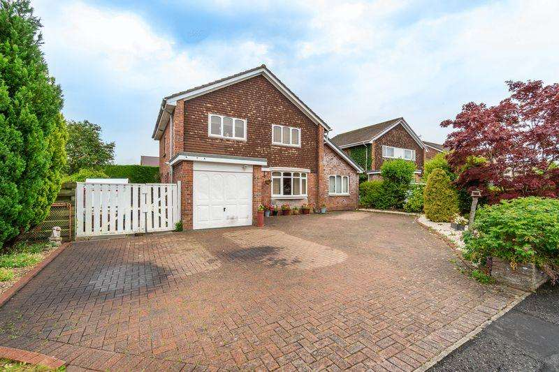 5 Bedrooms Detached Villa House for sale in 1 Craighall Place, Alloway, Ayr, KA7 4XD