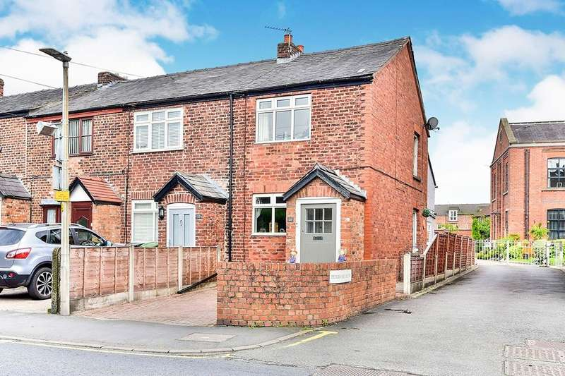 2 Bedrooms Terraced House for sale in Hawthorn Street, Wilmslow, SK9