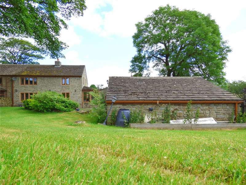 5 Bedrooms Semi Detached House for sale in Bank Top, Lumb, Rossendale, BB4