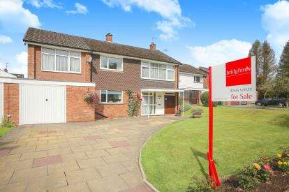 5 Bedrooms Detached House for sale in Dean Road, Handforth, Cheshire, .