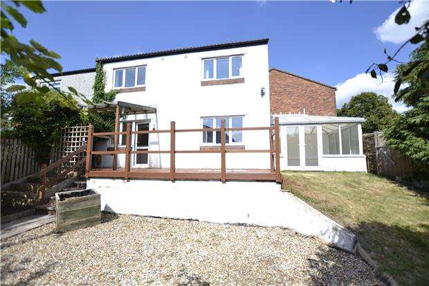 2 Bedrooms Terraced House for sale in Grasmere Close, BRISTOL, BS10 6AU