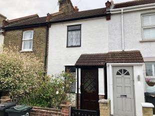 2 Bedrooms Terraced House for sale in Wellington Road, Dartford, Kent