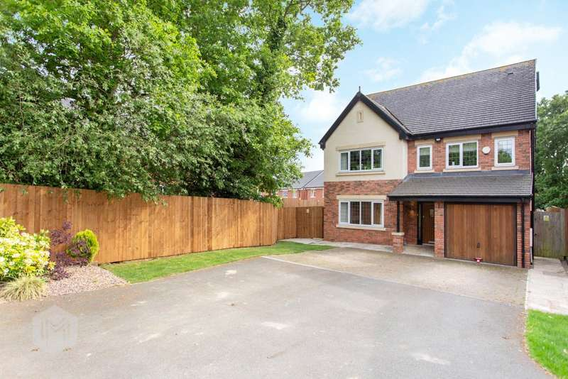 5 Bedrooms Detached House for sale in Rosedale Avenue, Lowton, Warrington, Greater Manchester, WA3