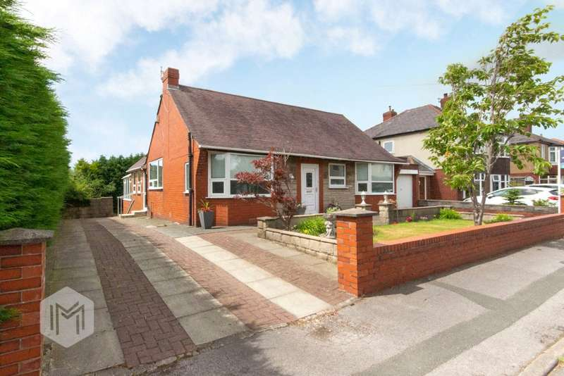 3 Bedrooms Detached Bungalow for sale in Hollowell Lane, Horwich, Bolton, BL6
