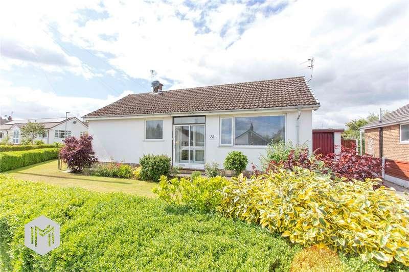 2 Bedrooms Detached Bungalow for sale in Newington Drive, Bury, Lancashire, BL8