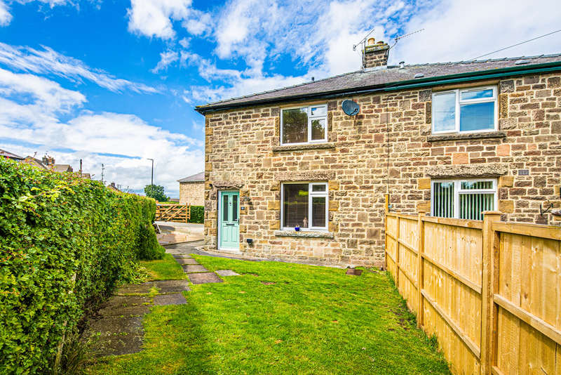 3 Bedrooms Semi Detached House for sale in Stanton View, Bakewell