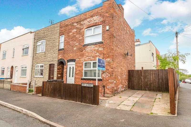 2 Bedrooms House for sale in Fir Street, Widnes, Cheshire, WA8