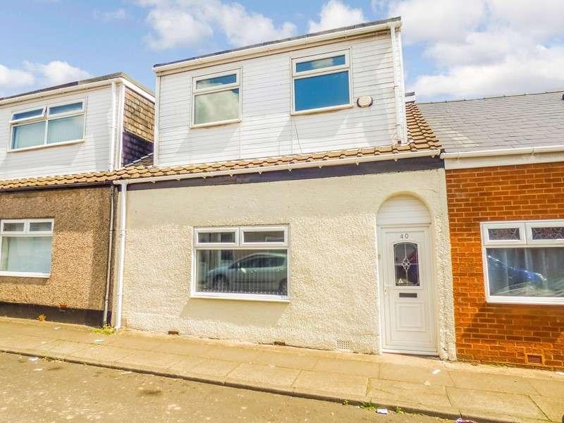 3 Bedrooms Property for rent in Westbury Street, Millfield, Sunderland, Tyne and Wear, SR4 6EF
